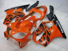 Honda CBR600 F4i 2001-2003 Injection ABS verkleidung - anderen - Orange/Schwarz