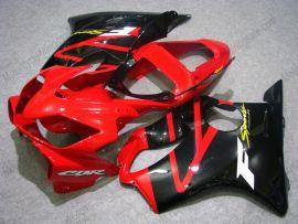 Honda CBR600 F4i 2001-2003 Injection ABS verkleidung - anderen - Rot/Schwarz