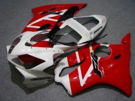 Honda CBR600 F4i 2001-2003 Injection ABS Verkleidung - anderen - Rot/Weiß