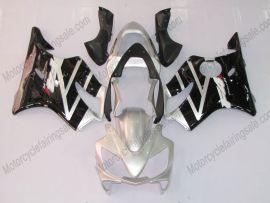 Honda CBR600 F4i 2001-2003 Injection ABS verkleidung - Factory Style - Schwarz/Silber