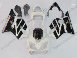 Honda CBR600 F4i 2001-2003 Injection ABS verkleidung - Factory Style - Weiß/Schwarz