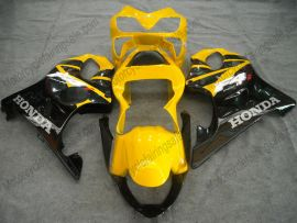 Honda CBR600 F4i 2001-2003 Injection ABS verkleidung - Factory Style - Gelb/Schwarz