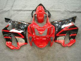 Honda CBR600 F4i 2001-2003 Injection ABS verkleidung - Factory Style - Schwarz/Rot