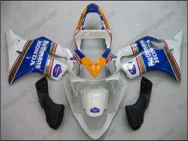 Honda CBR600 F4i 2001-2003 Injection ABS verkleidung - Rothmans - Blau/Weiß