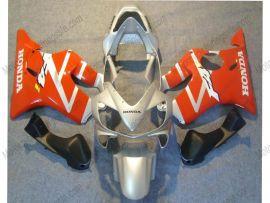 Honda CBR600 F4i 2001-2003 Injection ABS verkleidung - anderen - Orange/Silber
