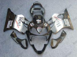 Honda CBR600 F4i 2004-2007 Injection ABS verkleidung - West - Weiß/Schwarz
