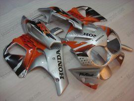 Honda CBR900RR 893 1992-1993 ABS verkleidung - Fireblade - Orange/Silber