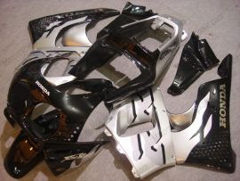 Honda CBR900RR 893 1992-1993 ABS verkleidung - Fireblade - Silber/Schwarz