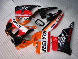 Honda CBR900RR 893 1992-1993 ABS verkleidung - Repsol  - Orange/Schwarz