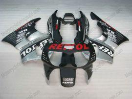 Honda CBR900RR 893 1996-1997 ABS verkleidung - Repsol - Schwarz
