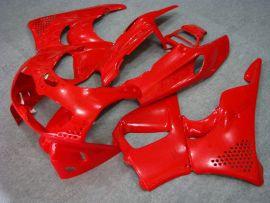Honda CBR900RR 893 1996-1997 ABS verkleidung - Factory Style - alle Rot
