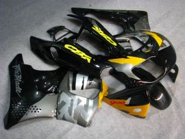 Honda CBR900RR 893 1996-1997 ABS verkleidung - Fireblade - Grau/Schwarz/Gelb