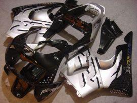 Honda CBR900RR 893 1996-1997 ABS verkleidung - Fireblade - Silber/Schwarz
