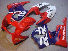Honda CBR900RR 893 1996-1997 ABS verkleidung - Fireblade - Rot/Weiß/Blau