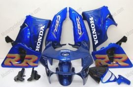 Honda CBR900RR 919 1998-1999 ABS verkleidung - Fireblade - Blau