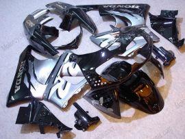 Honda CBR900RR 919 1998-1999 ABS verkleidung - Fireblade - Grau/Schwarz