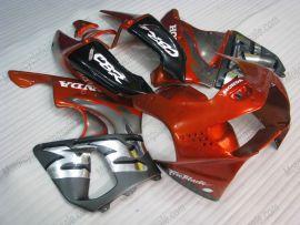 Honda CBR900RR 919 1998-1999 ABS verkleidung - Fireblade - Orange/Silber