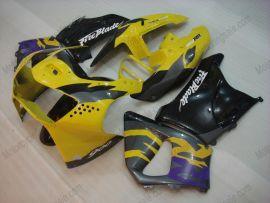 Honda CBR900RR 919 1998-1999 ABS verkleidung - Fireblade - Gelb/Schwarz