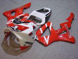 Honda CBR900RR 929 2000-2001 ABS verkleidung - anderen - Rot/Weiß