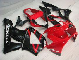 Honda CBR900RR 929 2000-2001 ABS verkleidung - anderen - Rot/Schwarz