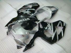 Honda CBR900RR 954 2002-2003 Injection ABS verkleidung - Fireblade - Silber/Schwarz