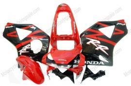 Honda CBR900RR 954 2002-2003 Injection ABS verkleidung - Fireblade - Rot/Schwarz