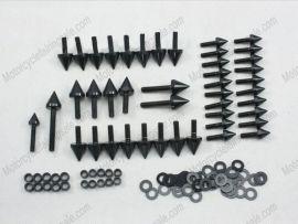 Verkleidung Schraubenbolzen Für Honda CBR 600 F4 - 1999-2000 - Schwarz