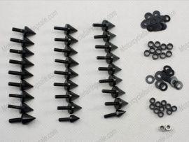 Verkleidung Schraubenbolzen Für Honda CBR900RR 954 - 2002-2003 - schwarz