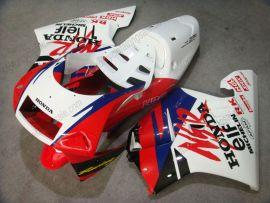 Honda NSR250 MC28 P4 Injection ABS verkleidung - Racing - Rot/Weiß