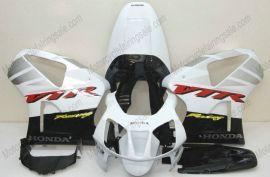 Honda VTR1000 RC51 2000-2006 ABS verkleidung - anderen - Schwarz/Weiß/Silber