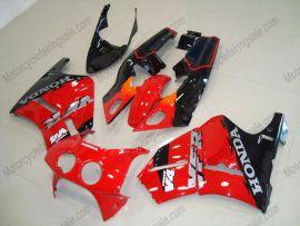 Honda VFR400R NC30 1990-1993 ABS verkleidung - anderen - Schwarz/Rot