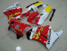 Honda VFR400R NC30 1990-1993 ABS verkleidung - anderen - Rot/Weiß