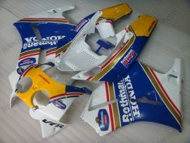 Honda VFR400R NC30 1990-1993 ABS verkleidung - Rothmans - Blau/Weiß/Gelb