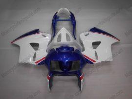 Honda VFR800 1998-2001 ABS verkleidung - Factory Style- Blau/Weiß