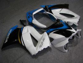 Honda VFR800 2002-2009 Injection ABS verkleidung - anderen - Weiß/Schwarz/Blau