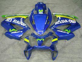 Honda VFR800 2002-2009 Injection ABS verkleidung - anderen - Blau
