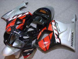 Honda VTR1000 RC51 2000-2006 ABS verkleidung - Racing - Rot/Silber/Schwarz