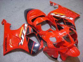 Honda VTR1000 RC51 2000-2006 ABS verkleidung - Racing - Rot/Schwarz