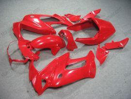 Honda VTR1000F 1997-1998 ABS verkleidung - Factory Style - alle Rot