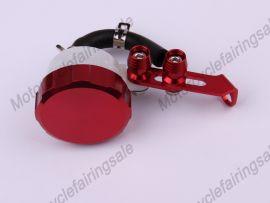 Öltank universal Bremskupplungsflüssigkeitsbehälter Rot