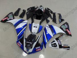 Yamaha YZF-R1 2012-2014 Injection ABS verkleidung - Factory Style - blau/weiß/schwarz