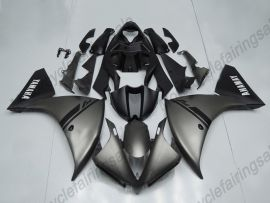 Yamaha YZF-R1 2012-2014 Injection ABS verkleidung - Factory Style - grau