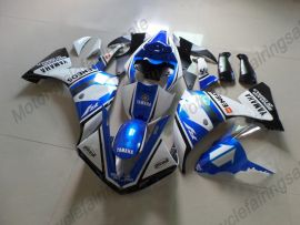 Yamaha YZF-R1 2012-2014 Injection ABS verkleidung - Factory Style - blau/weiß
