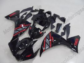 Yamaha YZF-R1 2012-2014 Injection ABS verkleidung - Factory Style - rot/schwarz