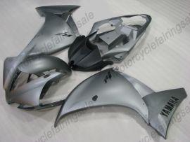 Yamaha YZF-R1 2012-2014 Injection ABS verkleidung - Factory Style - grau/schwarz