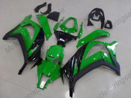 Kawasaki NINJA ZX10R 2011-2015 Injection ABS verkleidung - Factory Style - grün/schwarz
