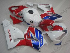 Honda CBR 600RR F5 2013-2019 Injection ABS verkleidung - Factory Style- weiß/rot/blau