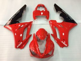 Triumph Daytona 675 2009-2012 Injection  ABS Fairing - Other - Red/Black