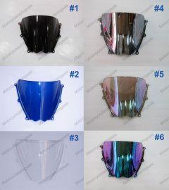 6 x Farbe Suzuki GSX-R 1000 2007-2008 K7 Windschutzscheibe / windschild
