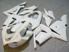Kawasaki NINJA ZX10R 2003-2005 Injection ABS verkleidung - Factory Style - alle Weiß